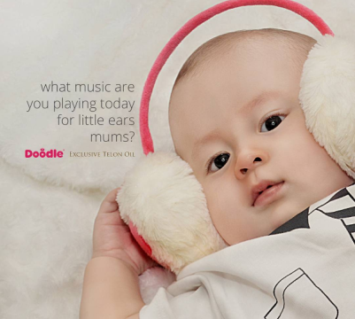 What music are you playing today for little ears mums?