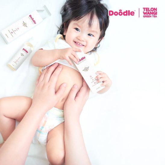 Cara Menghilangkan Perut Kembung Pada Bayi