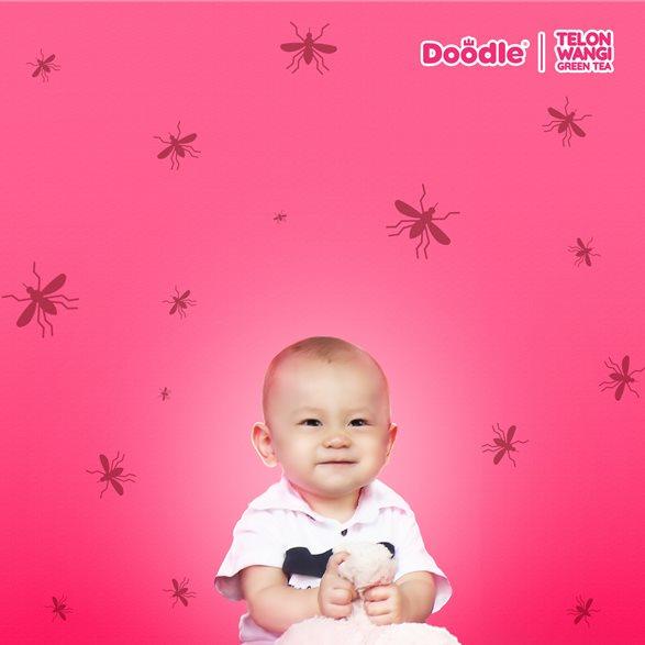 Cara Mengusir Nyamuk Di Kamar Bayi