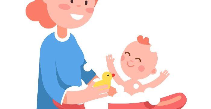 Mengetahui Bagaimana Cara Memandikan Bayi Yang Masih Ada Tali Pusar