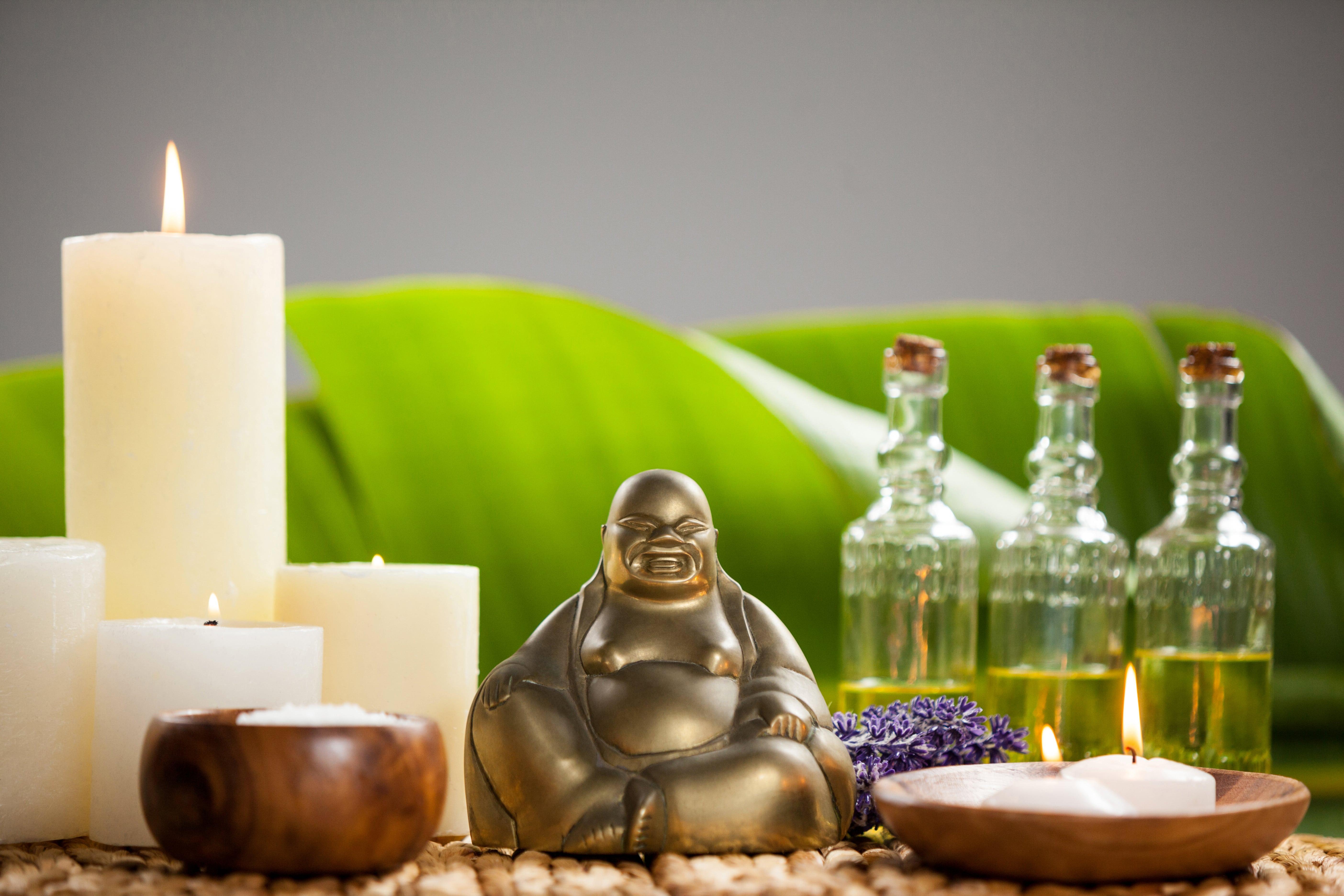 aroma terapi green tea