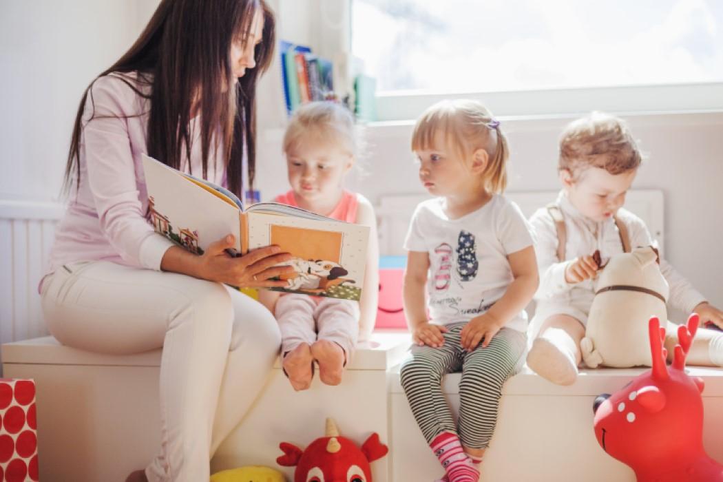 Umur berapa anak mulai sekolah PAUD