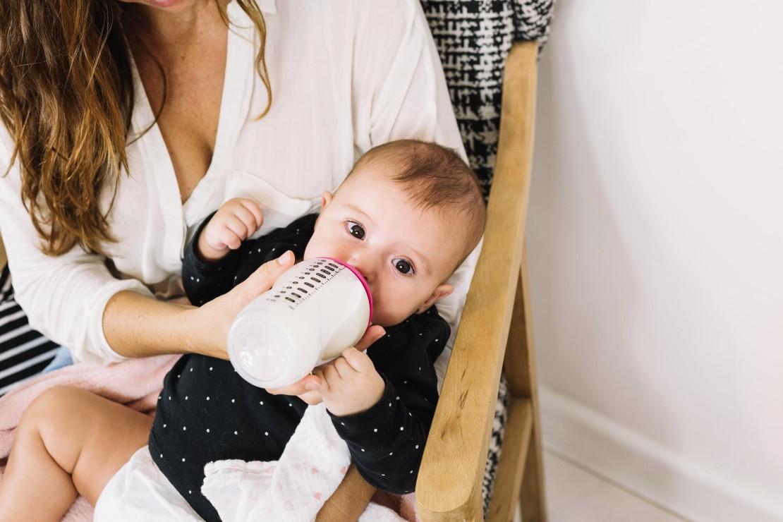 Amankah Susu kambing untuk Bayi
