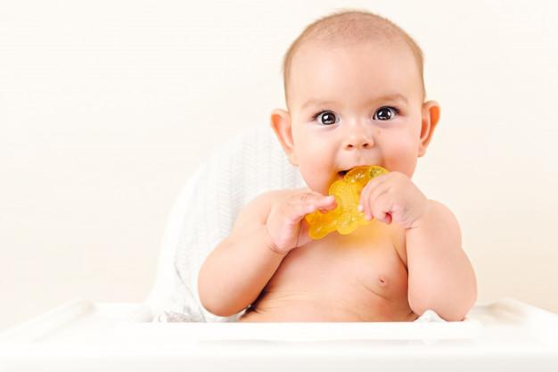 Tahapan Pertumbuhan Gigi Bayi