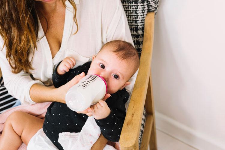 Tanda Dehidrasi pada Bayi